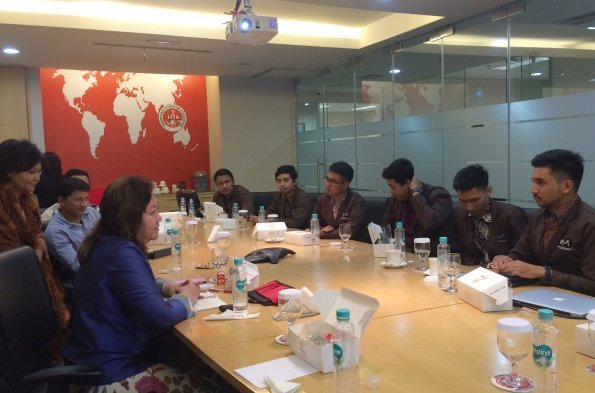 SPE ITB visited IPA Office